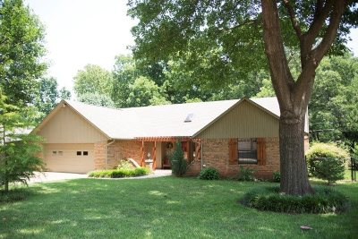 Stillwater Single Family Home For Sale: 2021 N Crescent