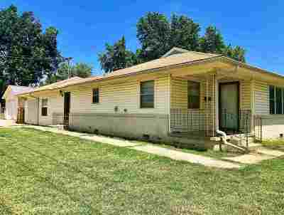 Cushing Single Family Home For Sale: 1102 E 6th Street