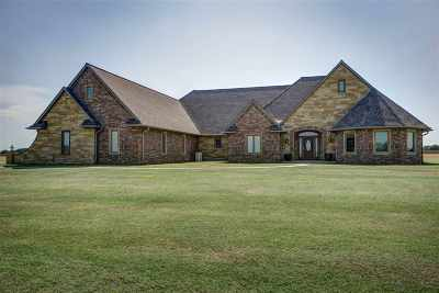 Perkins OK Single Family Home For Sale: $1,119,900