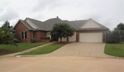 Stillwater OK Single Family Home For Sale: $209,500
