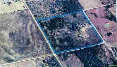 Cushing Residential Lots & Land For Sale: 3200 S Creek Co Road