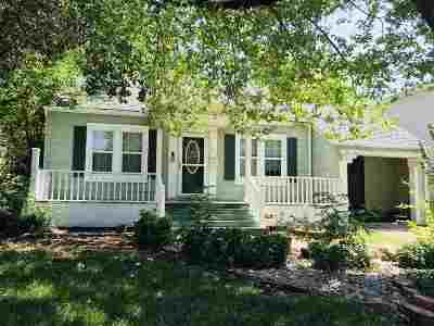 Stillwater Single Family Home For Sale: 1711 W Sunset