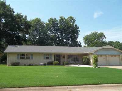 Stillwater Single Family Home For Sale: 2401 W 10th Avenue