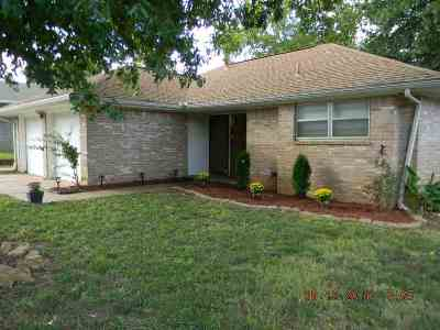 Stillwater OK Single Family Home For Sale: $117,500
