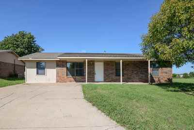 Stillwater Single Family Home For Sale: 1908 N Benjamin Street
