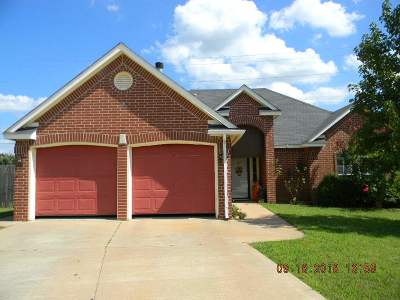 Stillwater OK Single Family Home For Sale: $172,500
