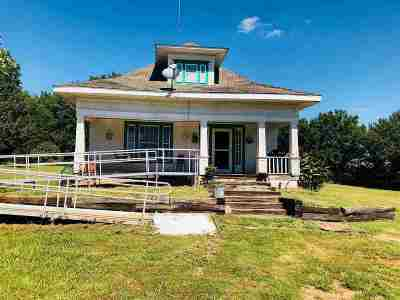 Perkins OK Single Family Home For Sale: $125,900