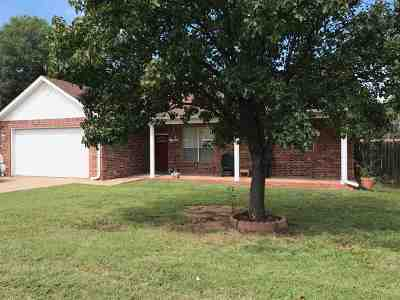 Stillwater OK Single Family Home For Sale: $174,000