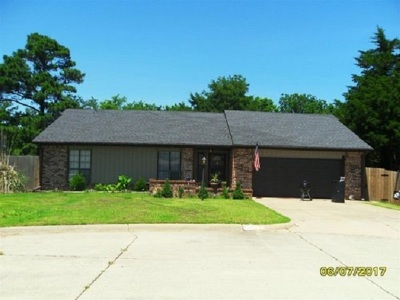 Stillwater Single Family Home For Sale: 3206 W 29th Court