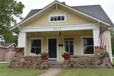 Stillwater Single Family Home For Sale: 1412 S Chester St.