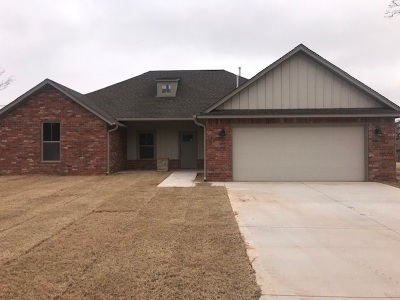 Stillwater Single Family Home For Sale: 2403 Mady Circle