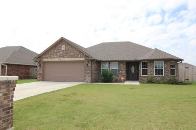 Perkins OK Single Family Home For Sale: $189,900