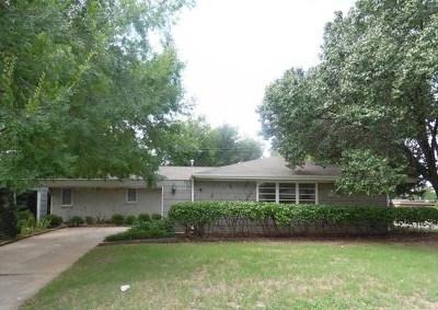 Stillwater Single Family Home For Sale: 923 W Preston