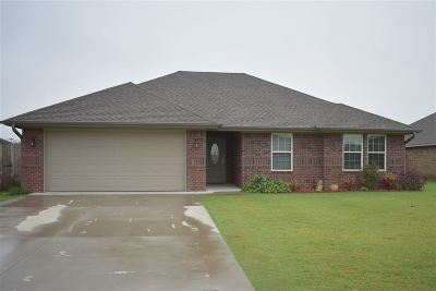 Perkins OK Single Family Home For Sale: $200,000