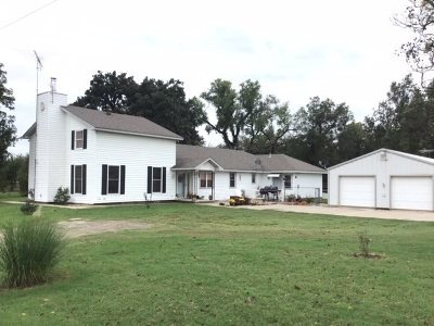 Perkins Single Family Home For Sale: 11904 S Range Road