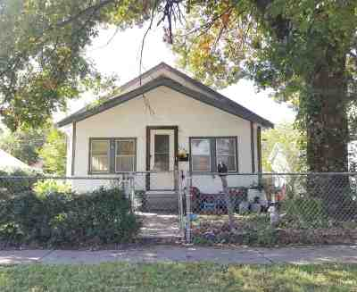 Stillwater Single Family Home For Sale: 1208 S Husband Place