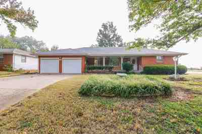 Stillwater Single Family Home For Sale: 1123 S McFarland Street