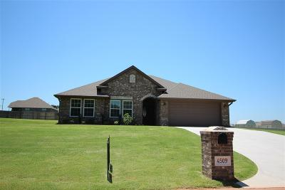 Stillwater Single Family Home For Sale: 4509 Jenna Lane