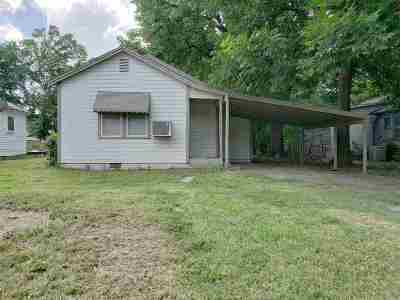 Perkins OK Single Family Home For Sale: $50,000