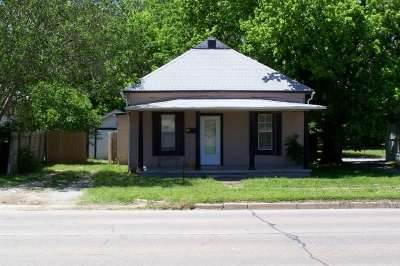 Stillwater OK Single Family Home For Sale: $70,000