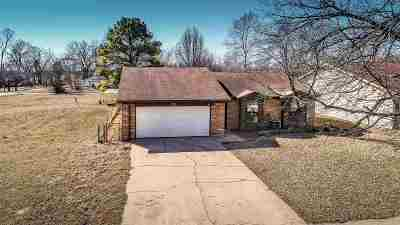 Stillwater OK Single Family Home For Sale: $124,500