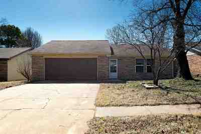 Stillwater OK Single Family Home For Sale: $126,500