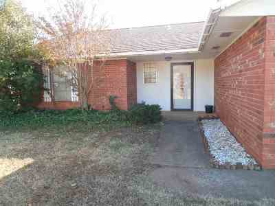 Stillwater OK Single Family Home For Sale: $119,500