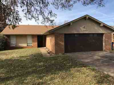 Stillwater OK Single Family Home For Sale: $125,000