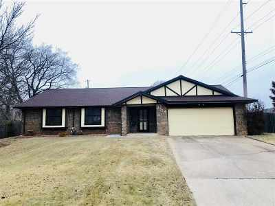 Stillwater Single Family Home For Sale: 2224 N Glenwood Drive