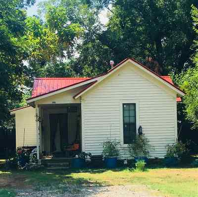 Perkins OK Single Family Home For Sale: $53,000