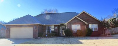 Stillwater Single Family Home For Sale: 105 E Redbud Dr.