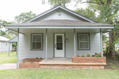 Stillwater Single Family Home For Sale: 1506 S Springfield