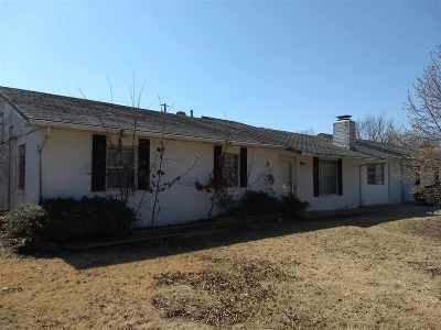 Stillwater OK Single Family Home For Sale: $98,800