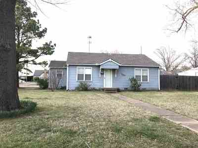 Stillwater OK Single Family Home For Sale: $145,900