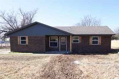 Stillwater OK Single Family Home For Sale: $128,700