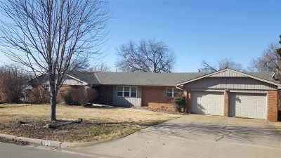 Stillwater Single Family Home For Sale: 2804 N Monroe St.