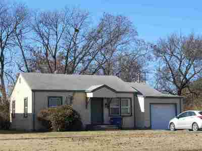 Stillwater Single Family Home For Sale: 1110 S Duck Street