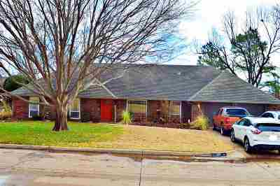 Stillwater Single Family Home For Sale: 3119 N Monroe Street