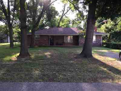 Perkins OK Single Family Home For Sale: $115,000