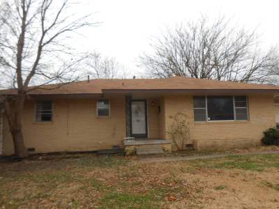Cushing Single Family Home For Sale: 1215 E 9th Street