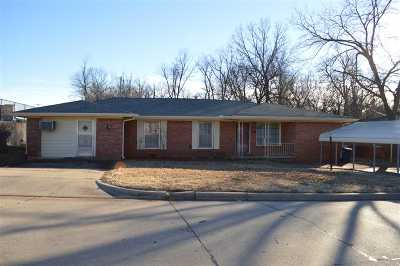 Stillwater Single Family Home For Sale: 803 W Moore Avenue