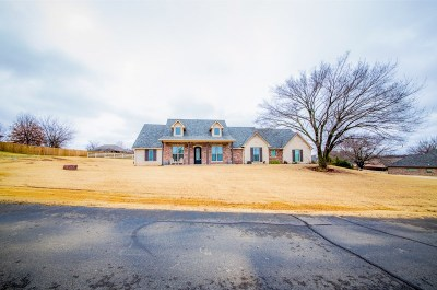 Stillwater Single Family Home For Sale: 2315 W October Trce