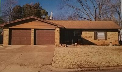 Stillwater Single Family Home For Sale: 924 S Ridge Drive