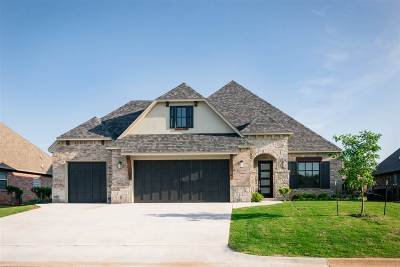 Stillwater Single Family Home For Sale: 1514 S Ashton