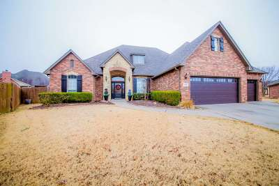 Stillwater Single Family Home For Sale: 1118 S Pecan Lake Court