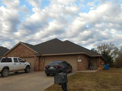 Stillwater Multi Family Home For Sale: 2416-2418 S Teal Street