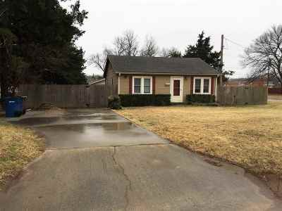 Stillwater Single Family Home For Sale: 1101 S Knoblock