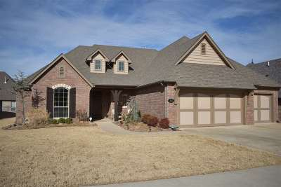 Stillwater Single Family Home For Sale: 3012 W Montera Ave.