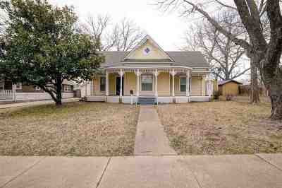 Stillwater Single Family Home For Sale: 1016 S West Street