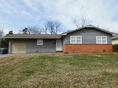 Stillwater Single Family Home For Sale: 110 S Arrington Drive